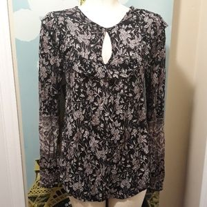 Lucky brand top sz. M